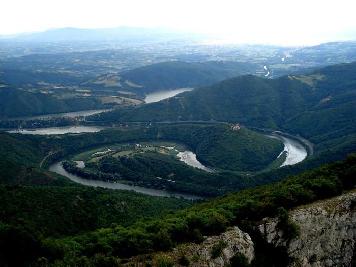 Serbia holly mountain
