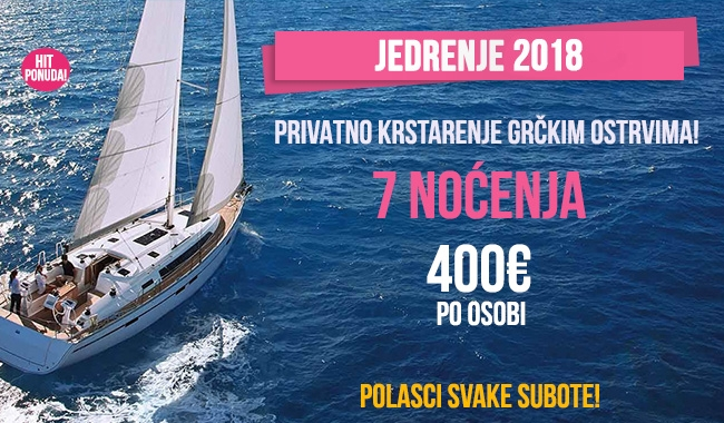 grcka ostrva krstarenje