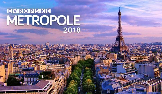 evropske metropole
