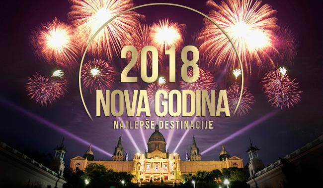 nova godina putovanja